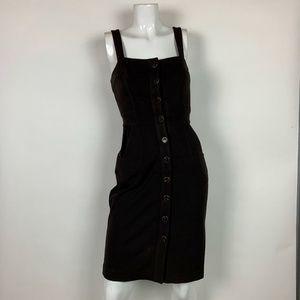 Diane von Furstenberg Dress Elenie Sleeveless Sz2